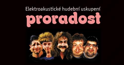 Elektroakustické hudební uskupení Proradost